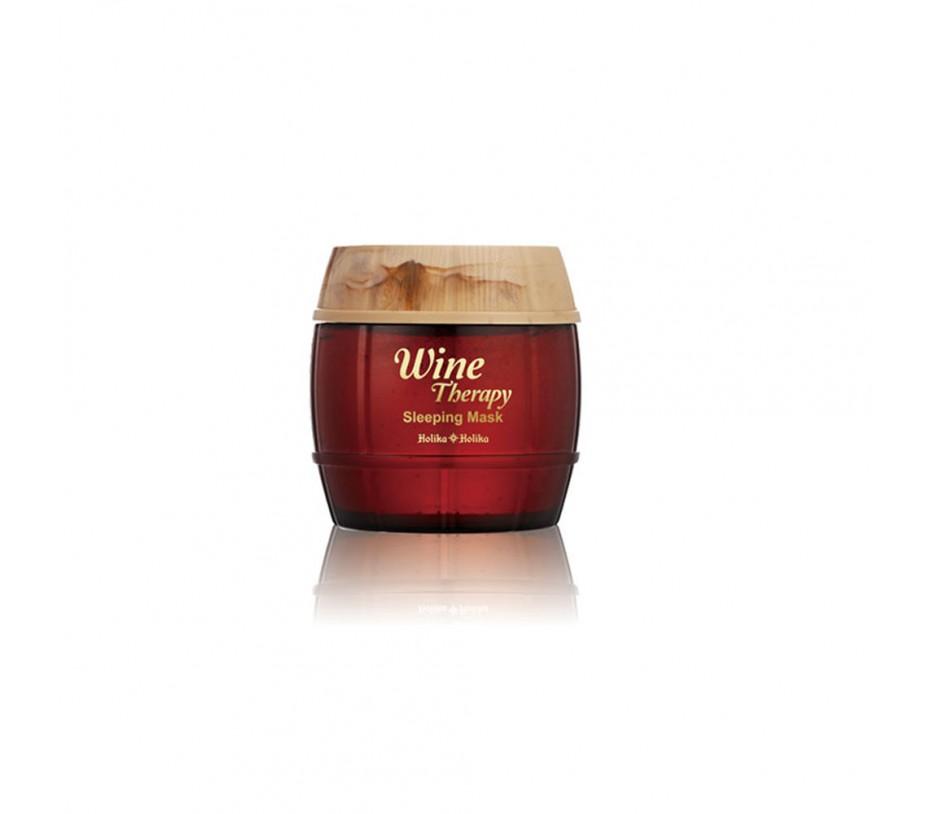 Holika Holika Wine Therapy Sleeping Mask  (Red Wine)  4.07oz/120ml