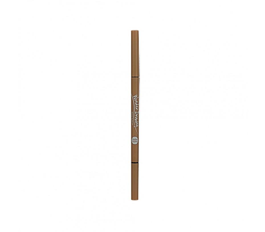 Holika Holika Wonder Drawing Skinny Eyebrow (03 Light Brown)