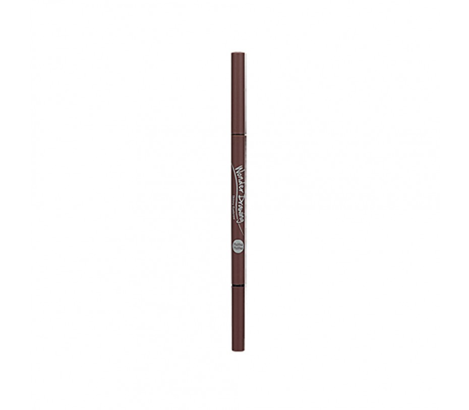 Holika Holika Wonder Drawing Skinny Eyebrow (04 Red Brown)