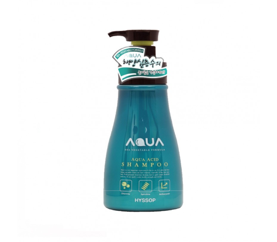 Hyssop Aqua Acid Shampoo 34fl.oz/1000ml