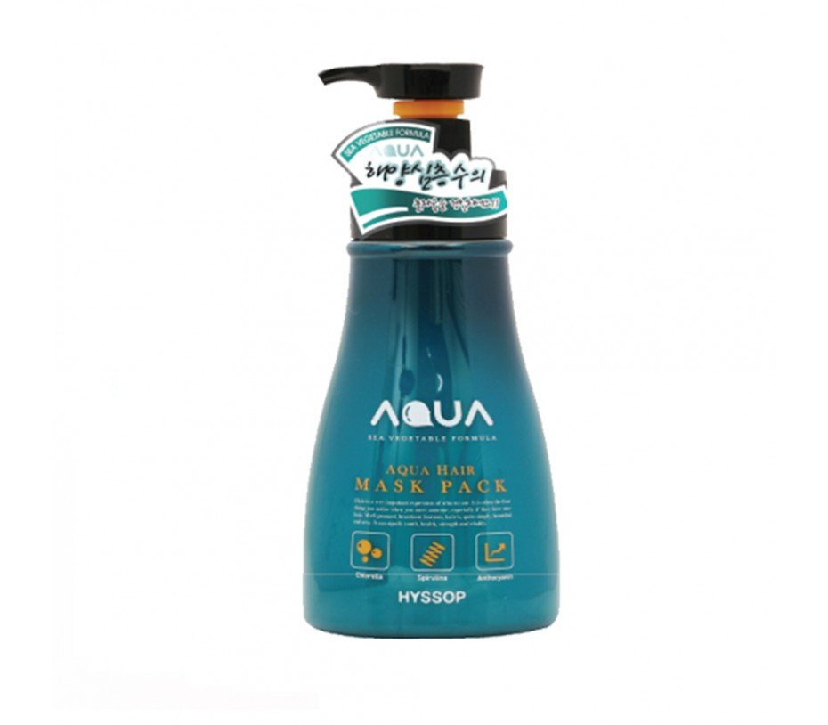 Hyssop Aqua Hair Mask Pack 34fl.oz/1000ml