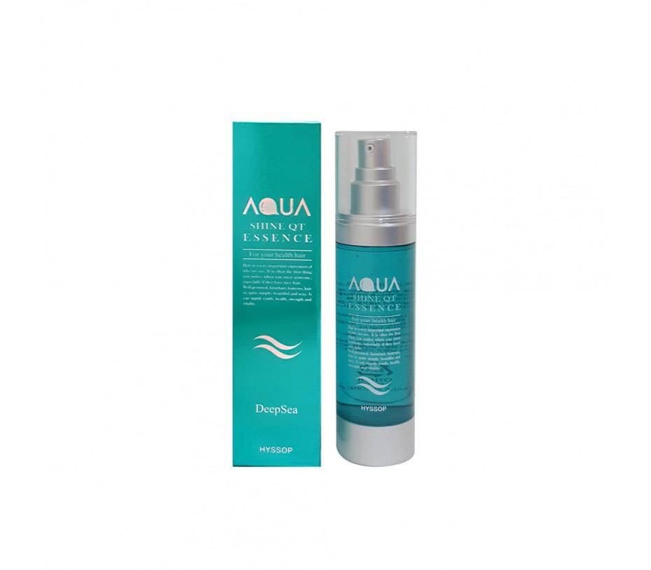 Hyssop Aqua Shine QT Essence (Deepsea) 2.7fl.oz/80ml