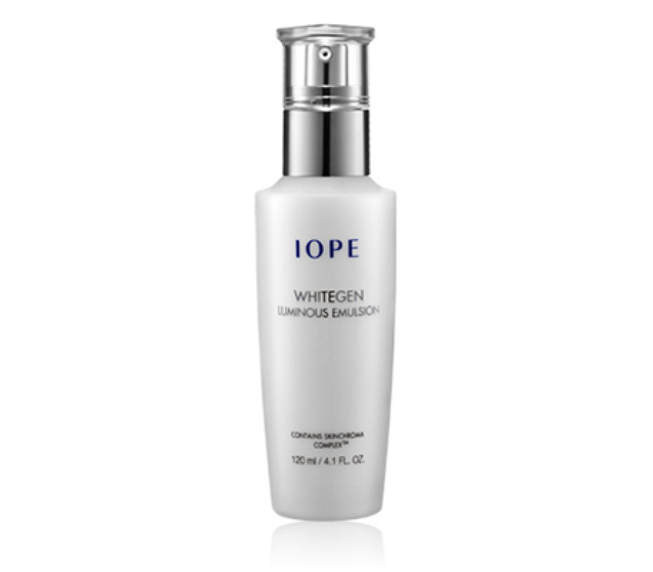 IOPE BRIGHTGEN Luminous Emulsion 4.05fl.oz/120ml
