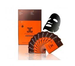 Jayjun Real Water Brightening Black Mask Sheet (10pcs)