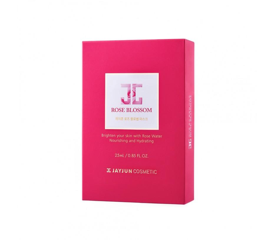 Jayjun Rose Blossom Mask 0.84fl.oz/25ml x 10pcs
