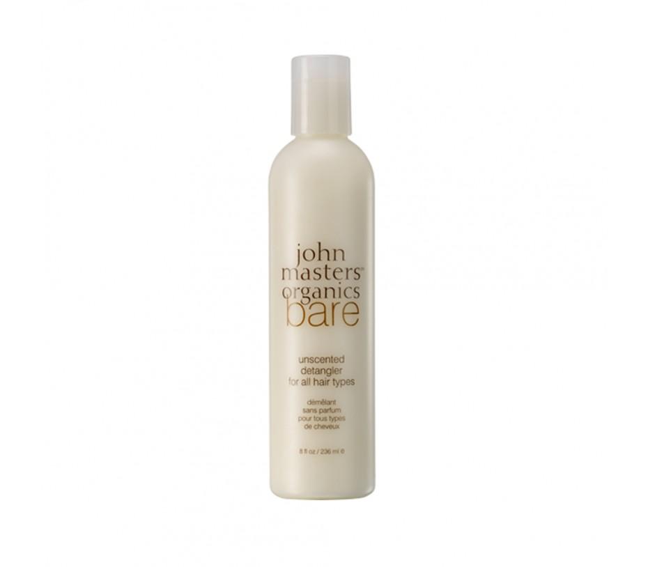 John Masters Organics Bare Unscented Detangler for All Hair Types 8fl.oz/237ml
