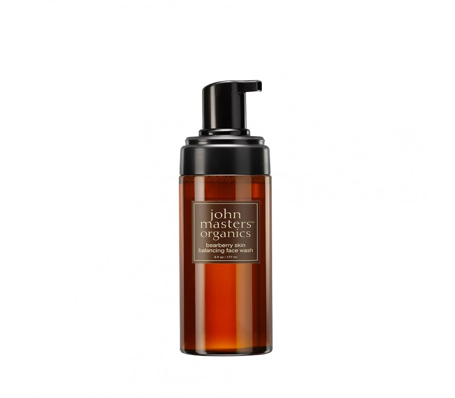 John Masters Organics Bearberry Skin Balancing Face Wash 6fl.oz/177ml