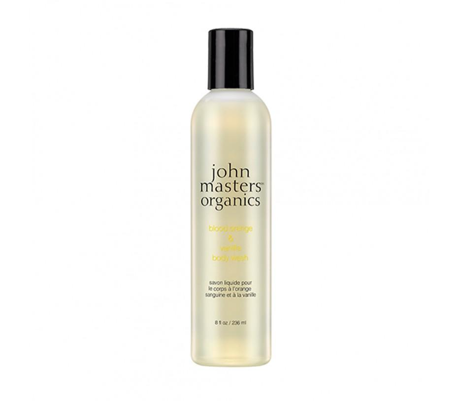 John Masters Organics Blood Orange & Vanilla Body Wash 8fl.oz/237ml