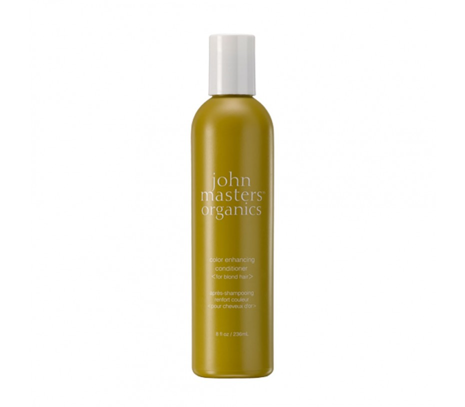 John Masters Organics Color Enhancing Condition (For Blonde Hair) 8fl.oz/237ml