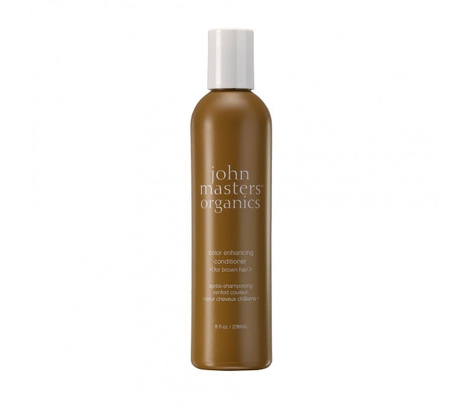 John Masters Organics Color Enhancing Condition (For Brown Hair) 8fl.oz/237ml