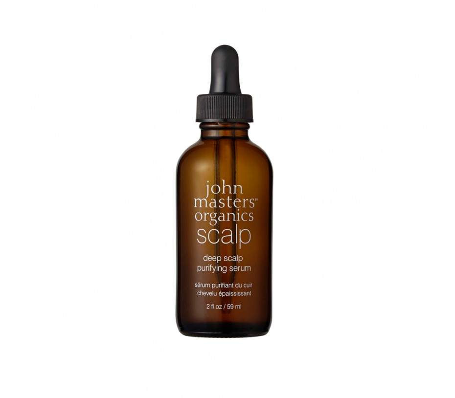 John Masters Organics Deep Scalp Purifying Serum 2fl.oz/59ml