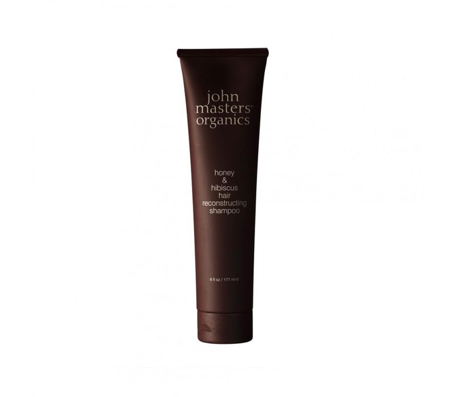 John Masters Organics Honey & Hibiscus Hair Reconstructing Shampoo 6fl.oz/177ml