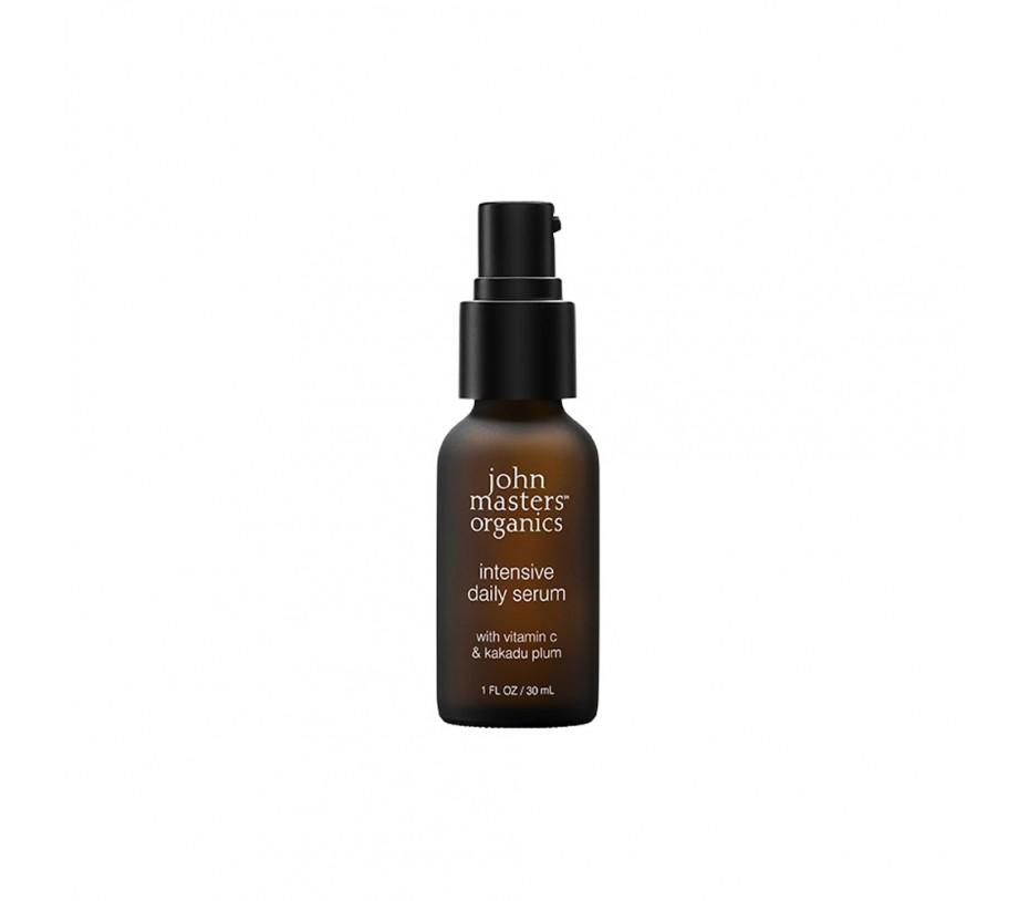 John Masters Organics Intensive Daily Serum with Vitamin C & Kakadu Plum 1fl.oz/30ml
