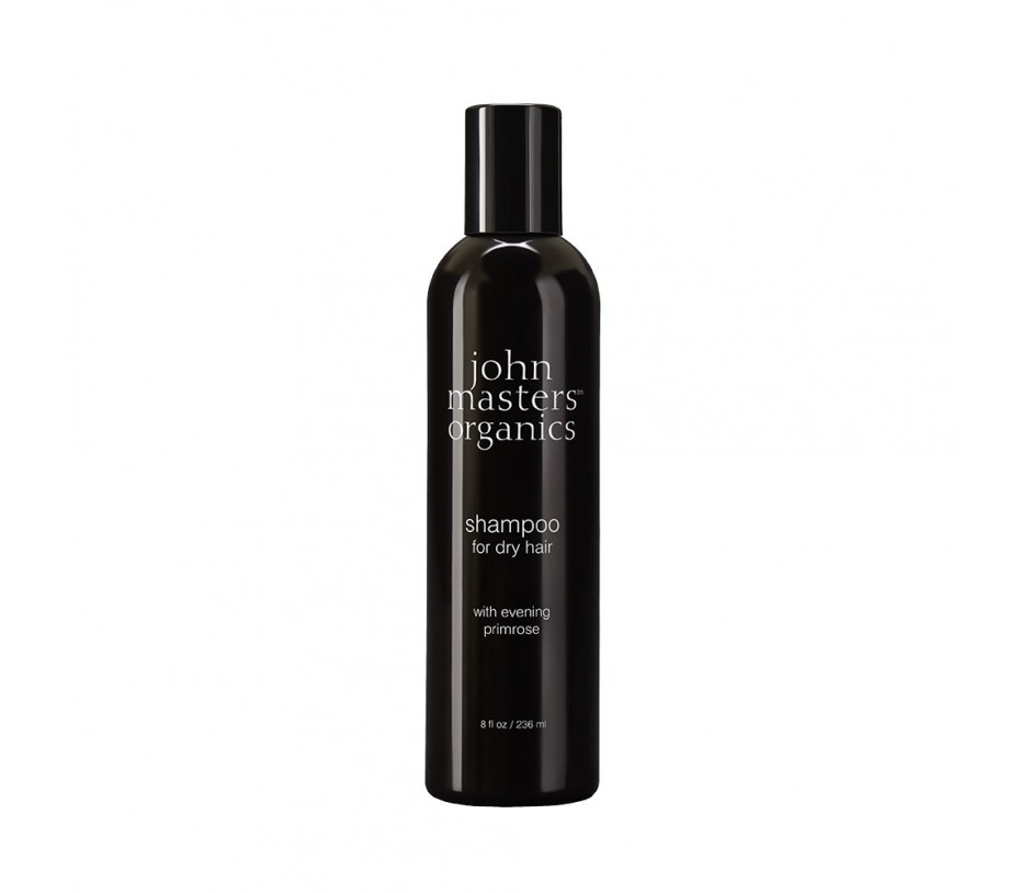 John Masters Organics Shampoo for dry hair with Evening Primrose 8fl.oz/236ml