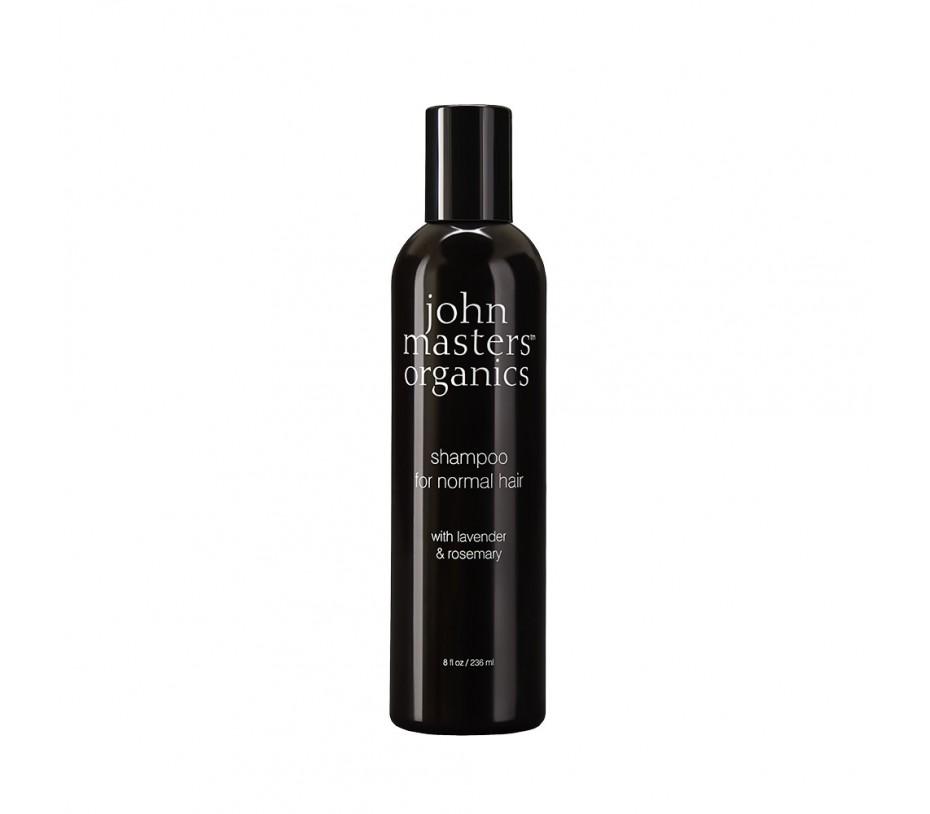 John Masters Organics Shampoo for normal hair with Lavender & Rosemary 8fl.oz/236ml
