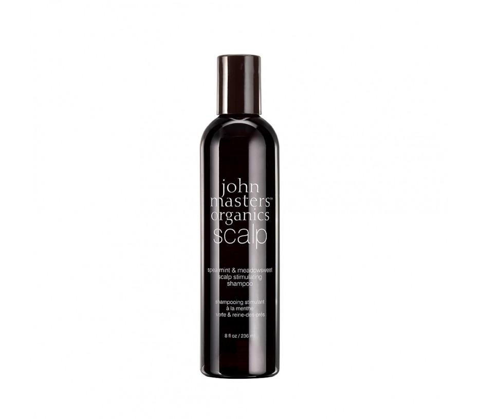 John Masters Organics Spearmint & Meadowsweet Scalp Stimulating Shampoo 8fl.oz/236ml