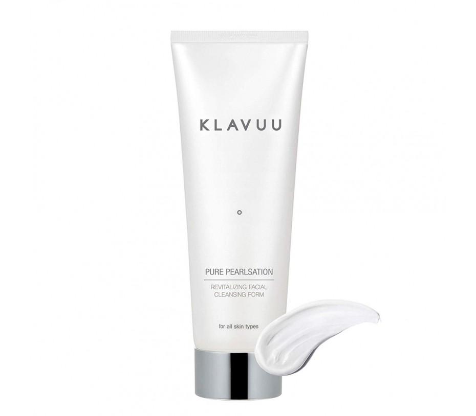 Klavuu Pure Pearlsation Facial Cleansing Foam 4.39fl.oz/130ml