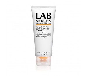 Lab Series Oil Control Clay Cleanser + Mask 3.4fl.oz/100ml