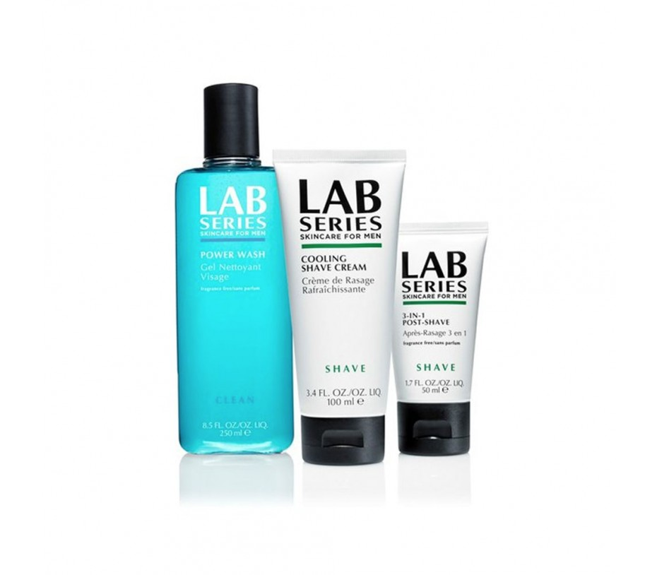 Lab Series Shave Smart. Stay Cool.