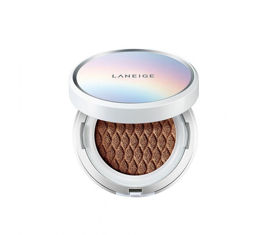 Laneige BB Cushion Hydra Radiance SPF 50+ (No.37 Cacao) 1.05oz/30g