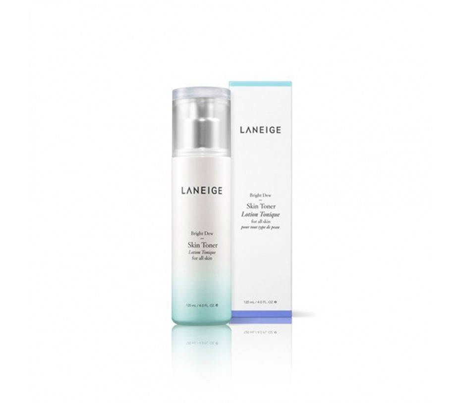 Laneige Bright Dew Skin Toner 4.0fl.oz/120ml
