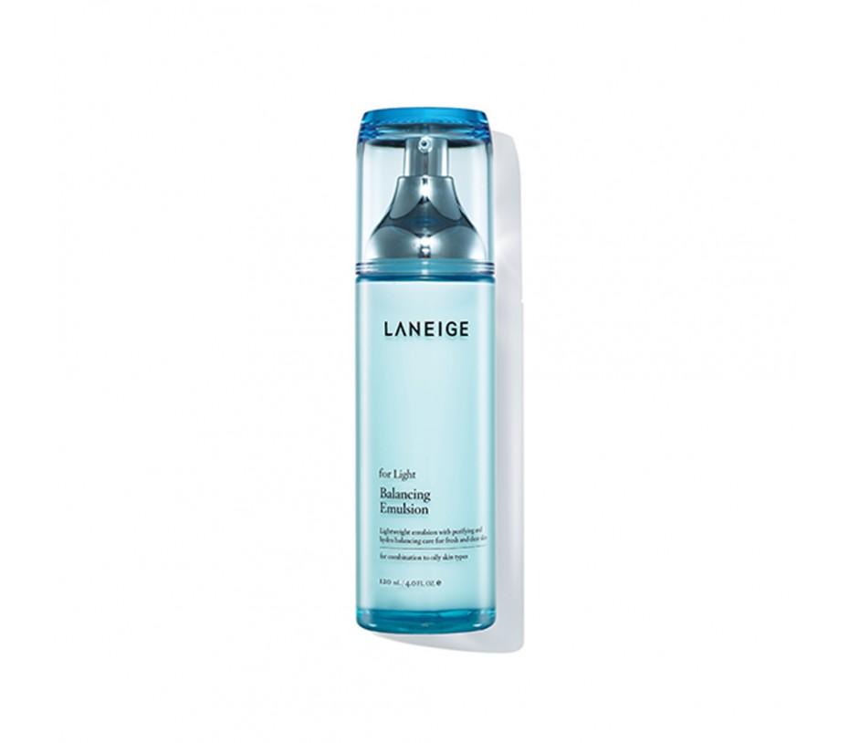 Laneige Essential Balancing Emulsion (Light) 4.05fl.oz/120ml