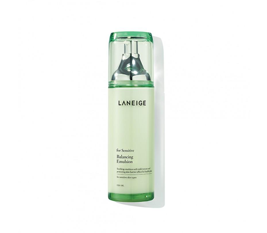 Laneige Essential Balancing Emulsion (Sensitive) 4.05fl.oz/120ml