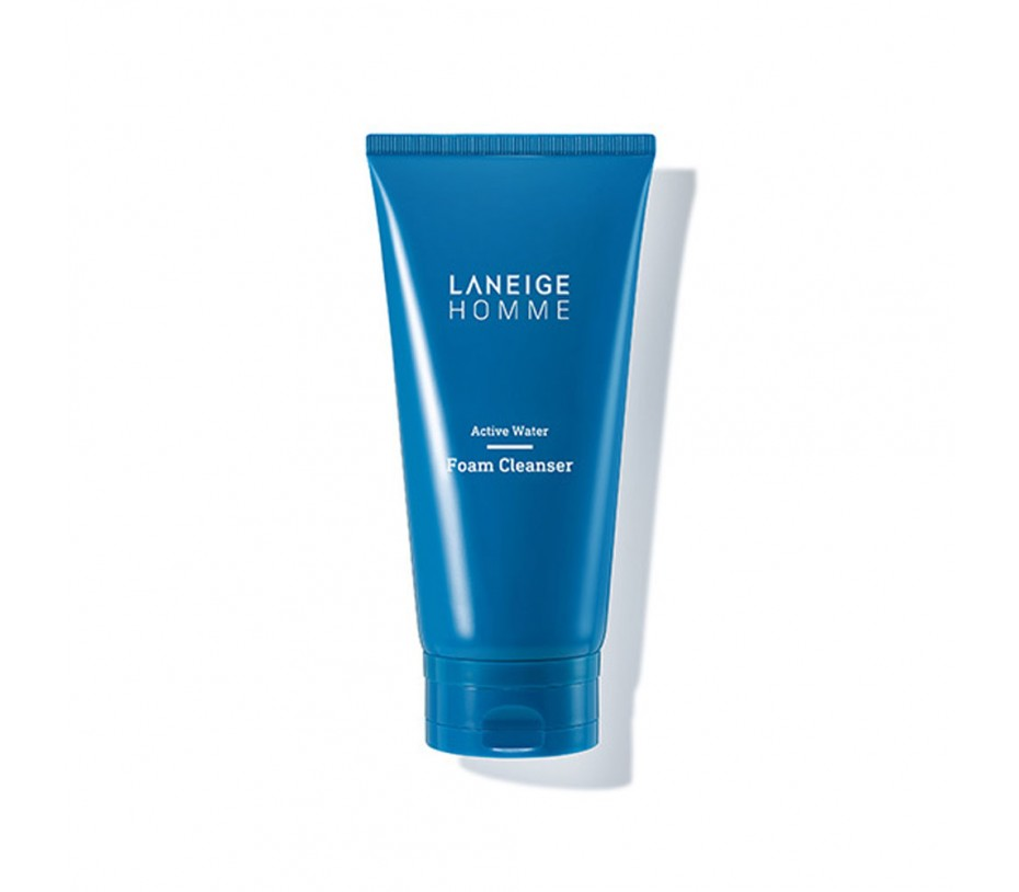 Laneige Homme Active Water Cleanser  5.07fl.oz/150ml