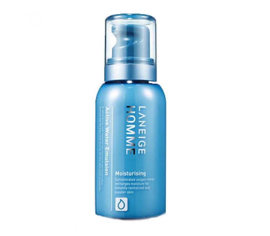 Laneige Homme Active Water Emulsion 4.22fl.oz/125ml
