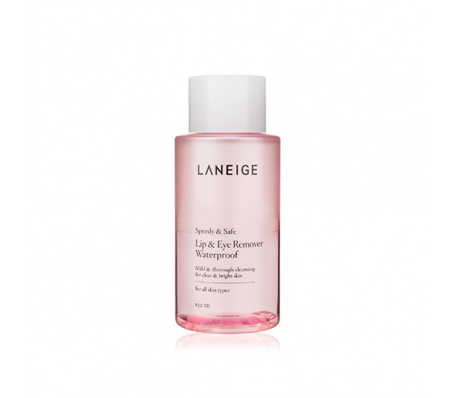 Laneige Lip & Eye Makeup Cleanser Waterproof 5.07fl.oz/150ml