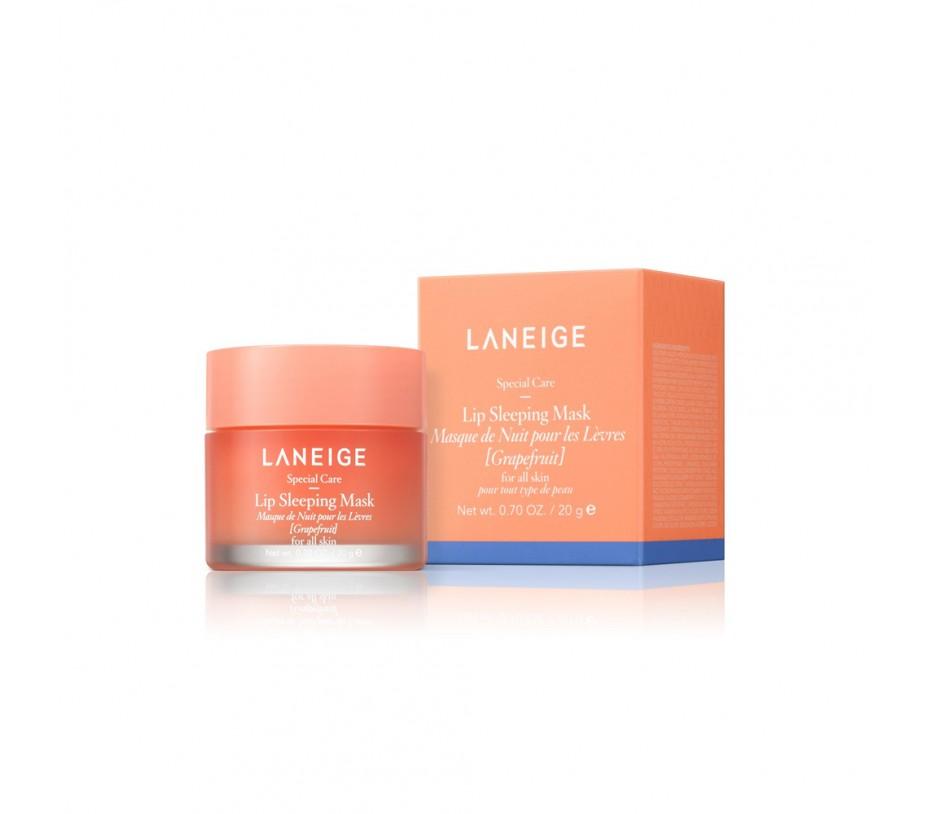 Laneige Lip Sleeping Mask (Grape Fruit) 0.7oz/20g