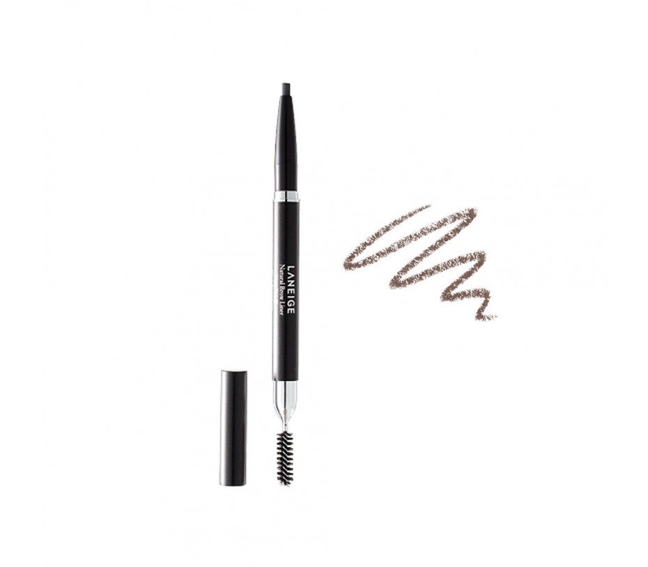 Laneige Natural Brow Liner - Auto Pencil (#1 Mocha Brown)