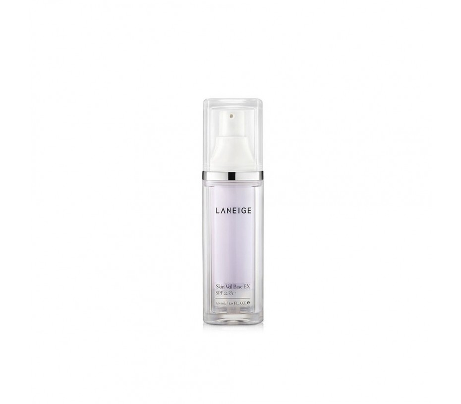 Laneige Skin Veil Base SPF26PA+ (Light Purple) 1.0oz/30ml