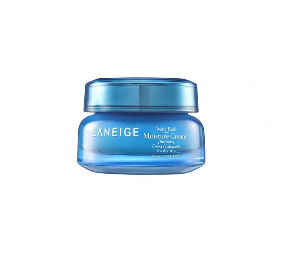 Laneige Water Bank Moisture Cream [Intensive] 1.6oz/50ml