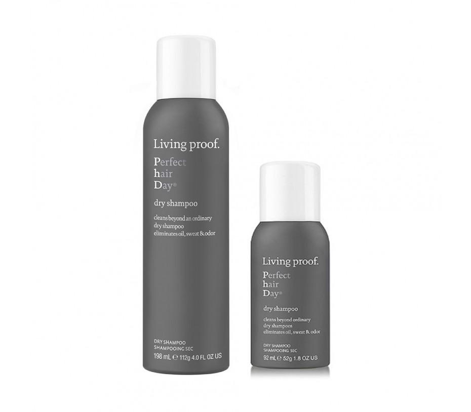 Living Proof Phd dry shampoo 4.0oz/198ml + 1.8oz/92ml