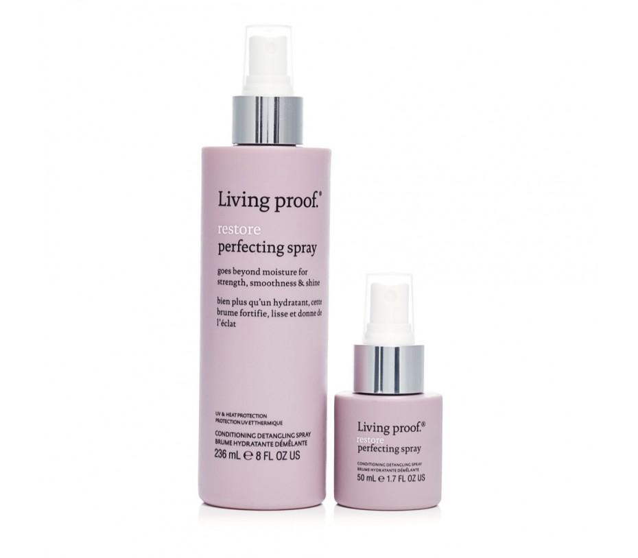 Living Proof Restore Perfecting Spray Set