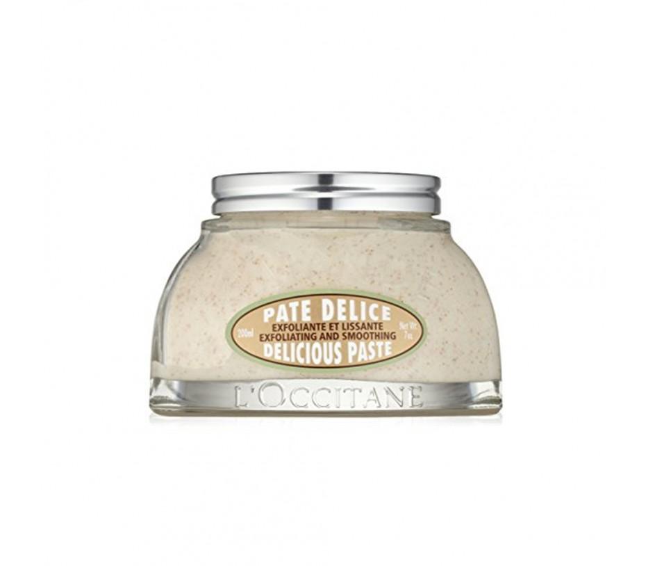 L'occitane Almond Delicious Paste 7oz/198g