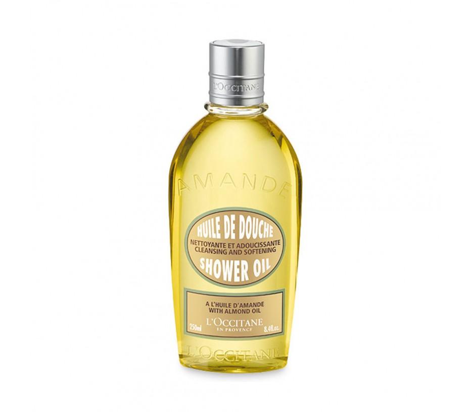 L'occitane Almond Shower Oil 8.4fl.oz/250ml