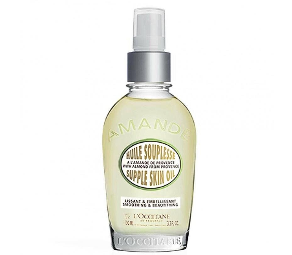 L'occitane Almond Supple Skin Oil 3.4fl.oz/100ml