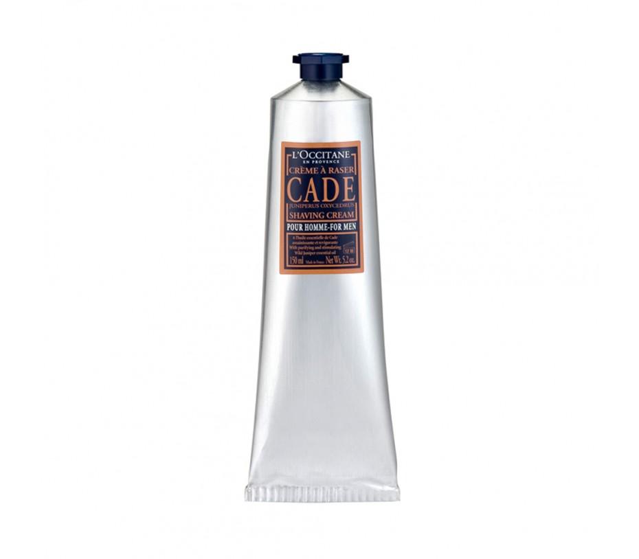 L'occitane Cade Shaving Cream 5.2oz/150ml