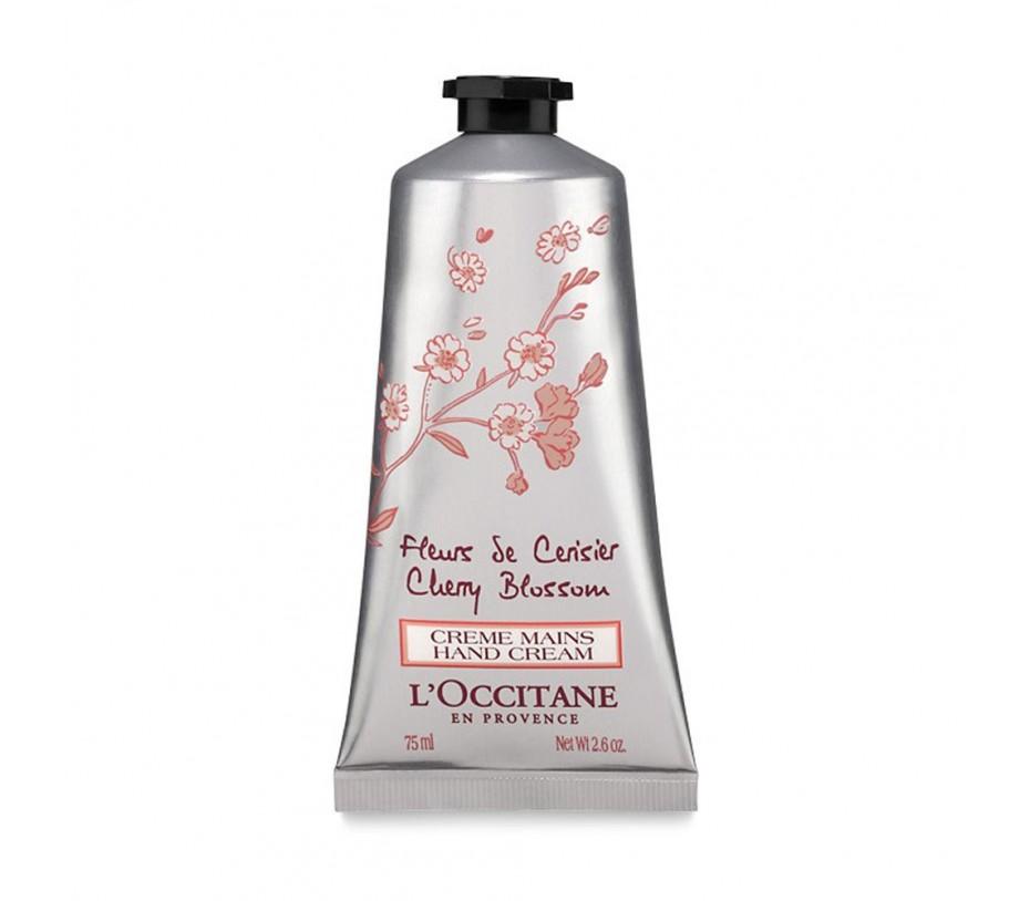 L'occitane Cherry Blossom Hand Cream 2.6oz/74g