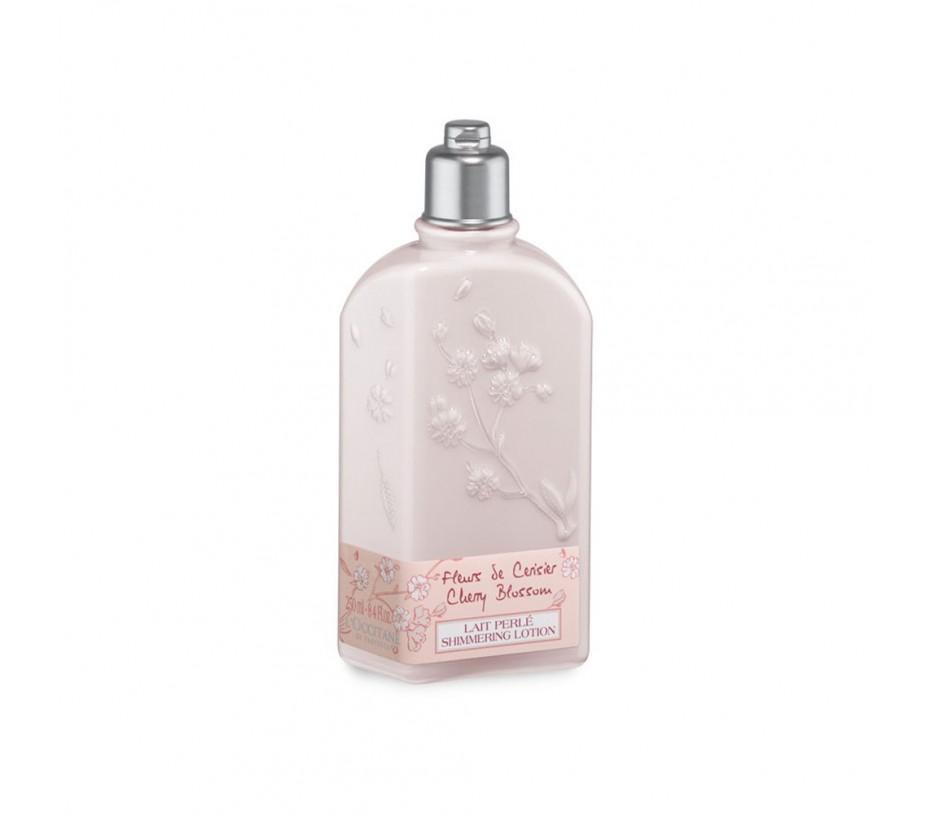 L'occitane Cherry Blossom Shimmering Lotion 8.4fl.oz/248ml