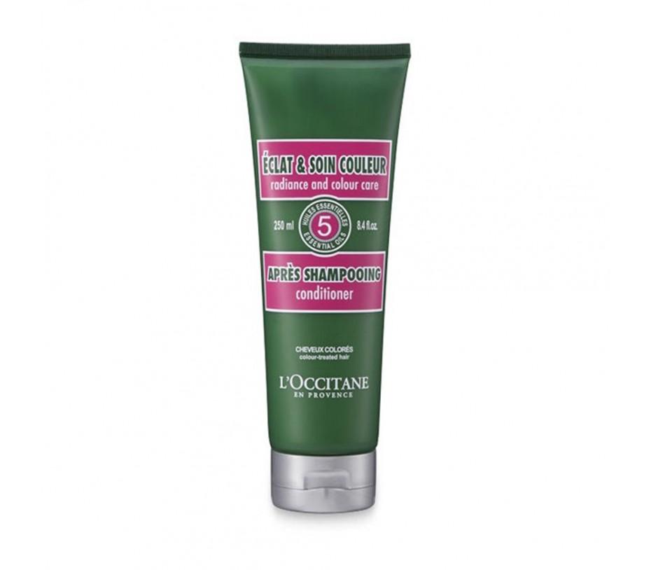 L'occitane Essential Oils Aromachologie Radiance and Color Care Conditioner 8.4fl.oz/248ml