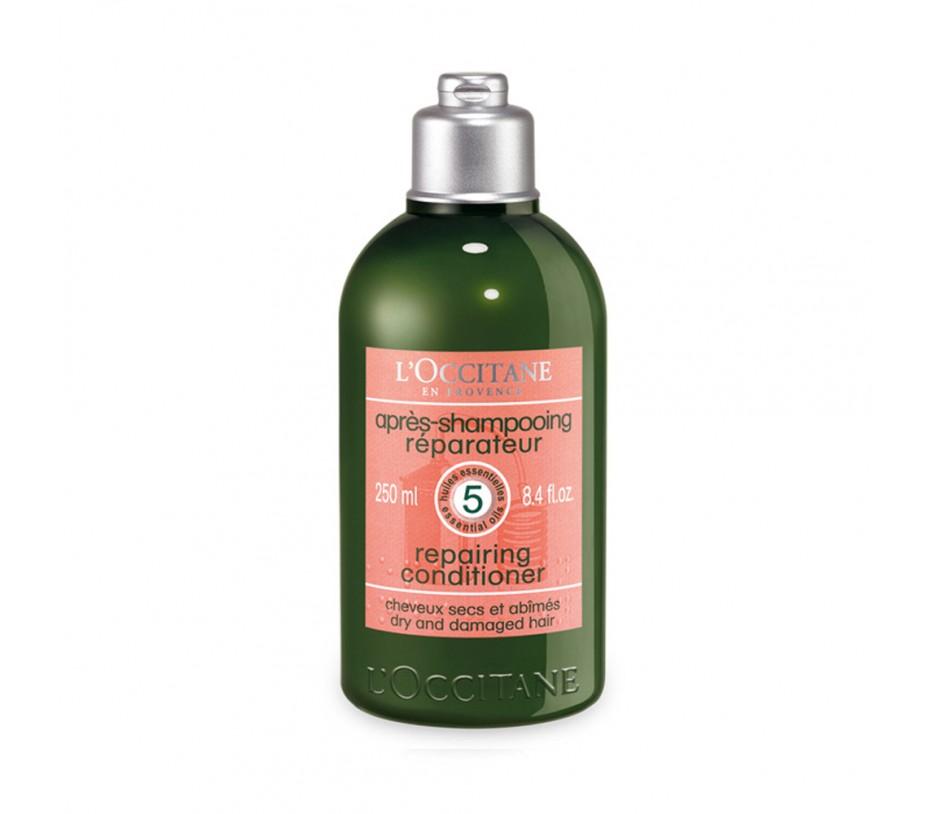 L'occitane Essential Oils Aromachologie Repairing Conditioner 8.4fl.oz/248ml