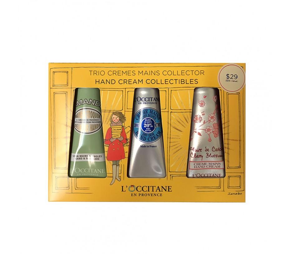 L'occitane Hand Cream Collectibles