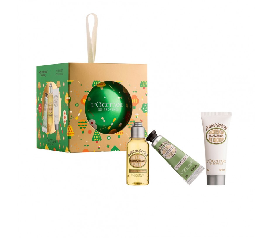 L'occitane Holiday Almond Ornament