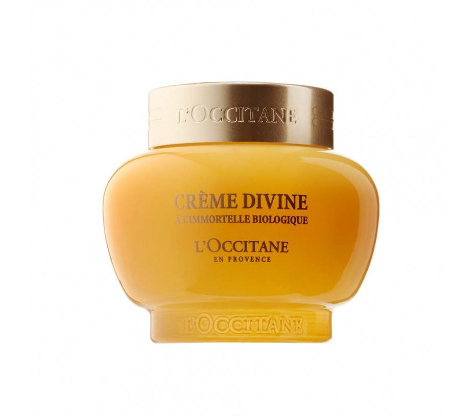 L'occitane Immortelle Divine Cream 1.7oz/48g