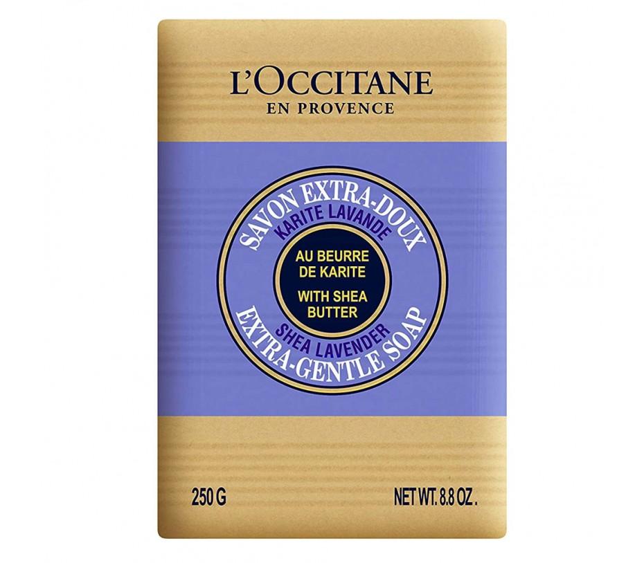 L'occitane Lavander Extra Gentle Soap 8.8oz/249g