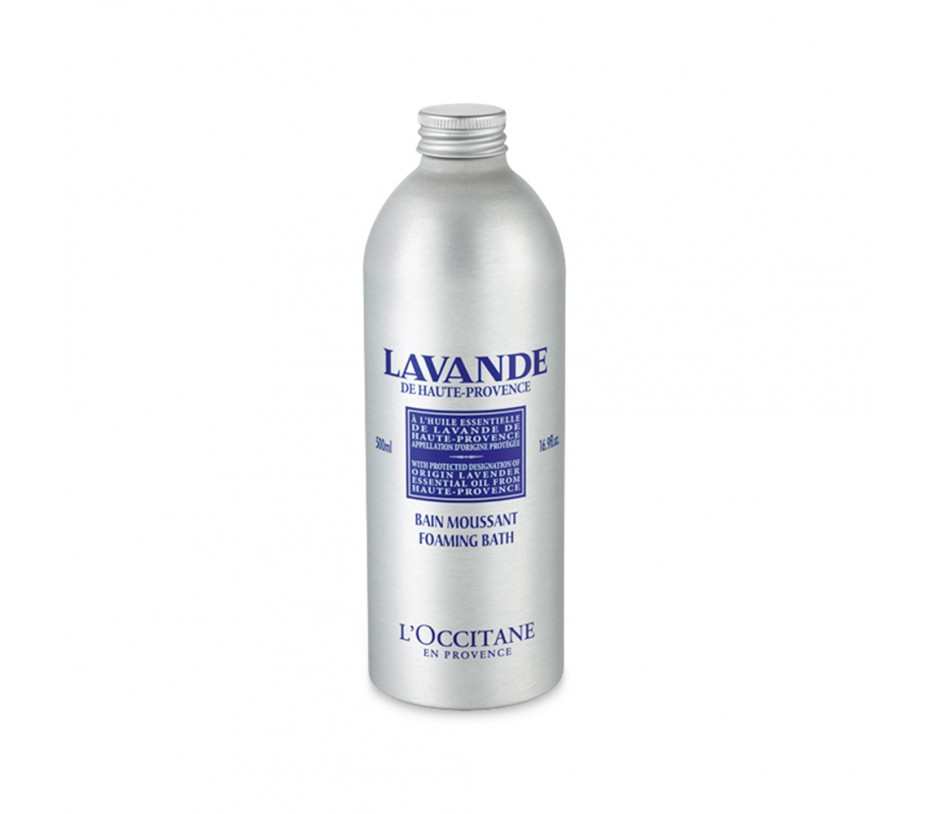 L'occitane Lavander Foaming Bath 16.9fl.oz/500ml