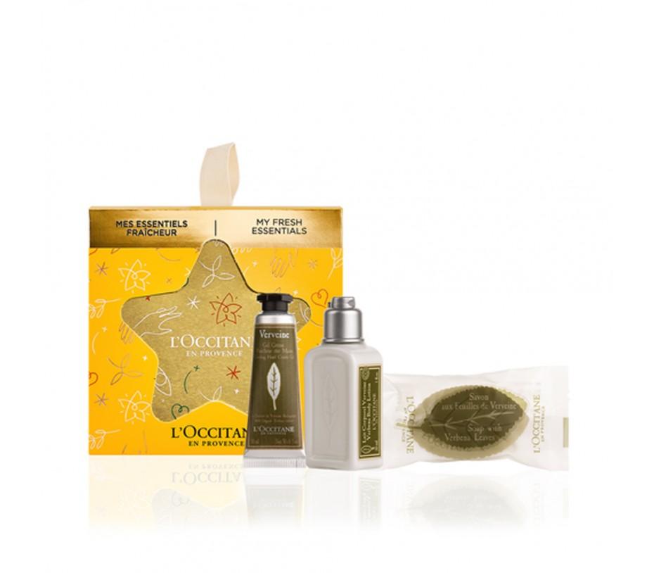 L'occitane My Fresh Essentials